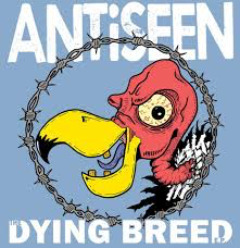 ANTISEEN <br/> <small>DYING BREED</small>