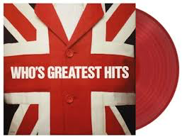 WHO <br/> <small>GREATEST HITS (LTD) (RED)</small>