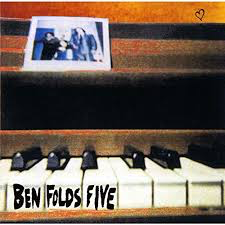 BEN FOLDS FIVE <br/> <small>BEN FOLDS FIVE (COLV) (GOLD)</small>