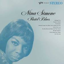 SIMONE,NINA <br/> <small>PASTEL BLUES (180GR) (ACOUSTIC SOUND SERIES)</small>