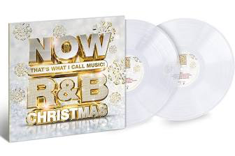 NOW R&B CHRISTMAS / VARIOUS <br/> <small>NOW R&B CHRISTMAS (CLEAR)</small>
