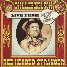 NELSON,WILLIE <br/> <small>RED HEADED STRANGER LIVE FROM AUSTIN CITY LIMITS (BF20)</small>