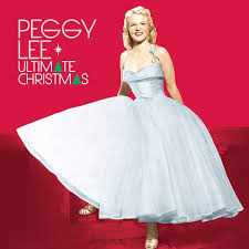 LEE,PEGGY <br/> <small>ULTIMATE CHRISTMAS (RED)</small>