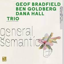 BRADFIELD,GEOF / GOLDBERG,BEN <br/> <small>GENERAL SEMANTICS (BLK)</small>