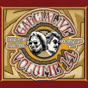 GARCIA,JERRY / KAHN,JOHN <br/> <small>GARCIALIVE VOLUME 14: JANUARY</small>