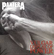 PANTERA <br/> <small>VULGAR DISPLAY OF POWER (OGV)</small>