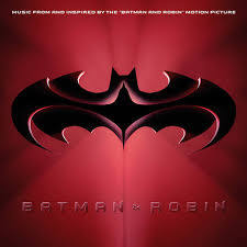 BATMAN & ROBIN <br/> <small>BATMAN & ROBIN MUSIC (RSD2)CVL</small>