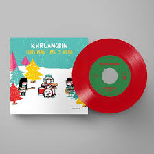 KHRUANGBIN <br/> <small>CHRISTMAS TIME IS HERE (RED)</small>