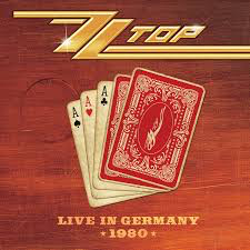 ZZ TOP <br/> <small>LIVE IN GERMANY 1980 (LTD)</small>