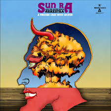 SUN RA <br/> <small>FIRESIDE CHAT WITH LUCIFER</small>