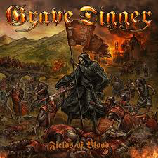 GRAVE DIGGER <br/> <small>FIELDS OF BLOOD</small>