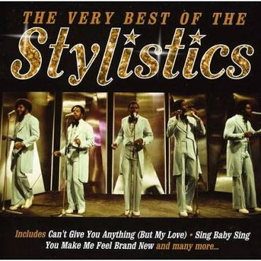 STYLISTICS <br/> <small>VERY BEST OF</small>