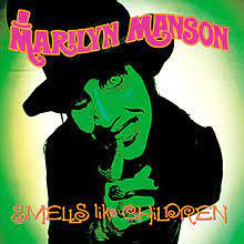 MARILYN MANSON <br/> <small>SMELLS LIKE CHILDREN (PINK)</small>