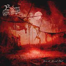 BODOM AFTER MIDNIGHT <br/> <small>PAINT THE SKY WITH BLOOD</small>