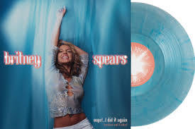 SPEARS,BRITNEY <br/> <small>OOPS I DID IT AGAIN (RMX)RSD2</small>