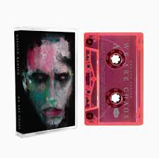 MARILYN MANSON <br/> <small>WE ARE CHAOS  (PINK SHELL) IEX</small>