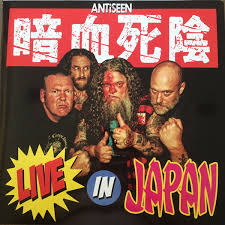 ANTISEEN <br/> <small>LIVE IN JAPAN</small>