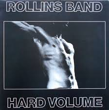 ROLLINS BAND <br/> <small>HARD VOLUME (SILVER)</small>