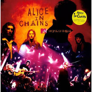 ALICE IN CHAINS <br/> <small>MTV UNPLUGGED (180GR)</small>