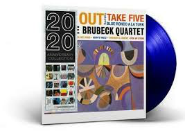 BRUBECK,DAVE <br/> <small>TIME OUT (BLUE) (LTD) (UK)</small>