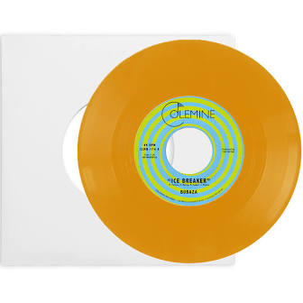 BUBAZA <br/> <small>ICE BREAKER (ORANGE VINYL)</small>