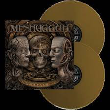 MESHUGGAH <br/> <small>DESTROY ERASE IMPROVE (GOLD)</small>