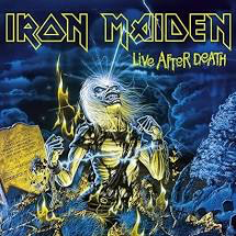 IRON MAIDEN <br/> <small>LIVE AFTER DEATH (DLX)</small>