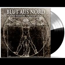 BLUT AUS NORD <br/> <small>WORK WHICH TRANSFORMS GOD (BLK</small>