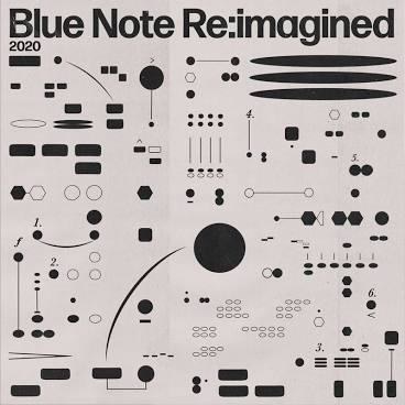 BLUE NOTE RE:IMAGINED / VARIOU <br/> <small>BLUE NOTE RE:IMAGINED / VARIOU</small>