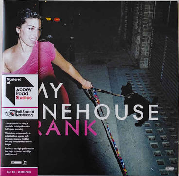WINEHOUSE,AMY <br/> <small>FRANK (HALF SPEED MASTER) (CAN)</small>