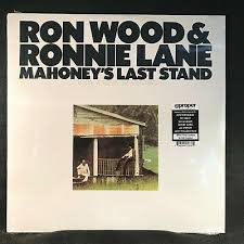 WOOD,RON / LANE,RONNIE (COLV) <br/> <small>MAHONEY'S LAST STAND (WHITE)</small>