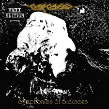 CARCASS <br/> <small>SYMPHONIES OF SICKNESS (FULL D</small>