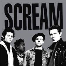 SCREAM <br/> <small>THIS SIDE UP</small>