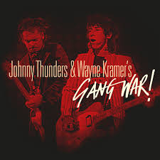 THUNDERS,JOHNNY / KRAMER,WAYNE <br/> <small>GANG WAR! (COLV) (RED) (RSD2)</small>
