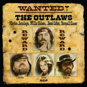 JENNINGS,WAYLON / NELSON,WILLI <br/> <small>WANTED THE OUTLAWS (OFV) (DLI)</small>