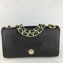 Load image into Gallery viewer, CHANEL Camellia Wallet on Chain