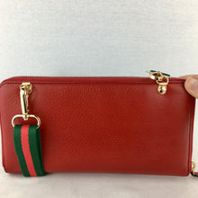 Load image into Gallery viewer, GUCCI Leather Soho Organizer with Two Straps