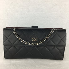 Load image into Gallery viewer, Timeless CHANEL Two-Sided Wallet on Chain