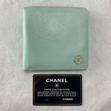 Load image into Gallery viewer, CHANEL Vintage CC Button Bifold Wallet