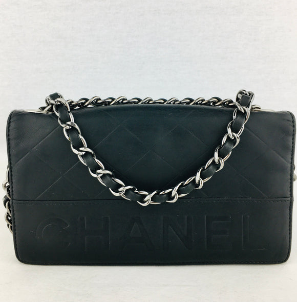 CHANEL Lambskin CHANEL Wallet on Chain