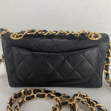 Load image into Gallery viewer, Timeless CHANEL Matelasse Wallet on Versatile Chain
