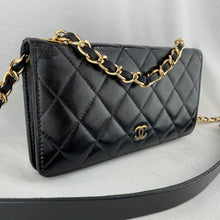 Load image into Gallery viewer, CHANEL MATRASSE WALLET ON CHAIN