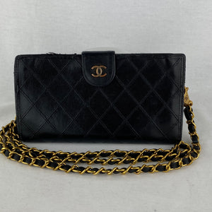 Chanel Wild Stitch Wallet on Chain