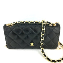 Load image into Gallery viewer, CHANEL Matelasse Lambskin Wallet on Chain