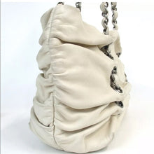 Load image into Gallery viewer, GORGEOUS CHANEL Lambskin Grommet Gathered Bag
