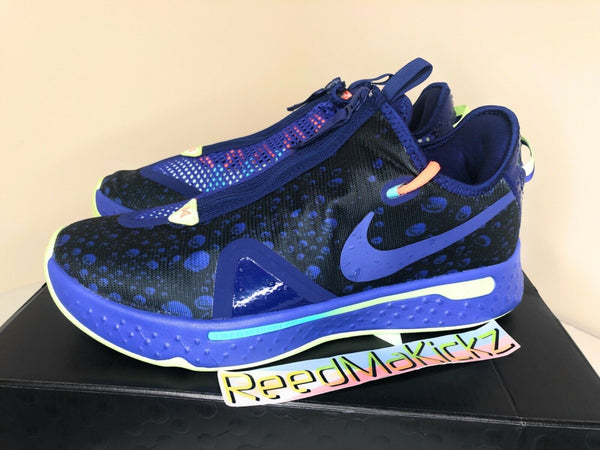 Nike PG 4 Gatorade Regency Purple Paul George Mens CD5078 500