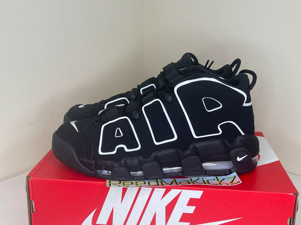 Nike Air More Uptempo Black White 2020 Scottie Pippen Mens 414962 002