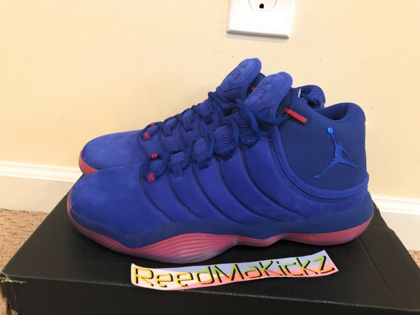Nike Air Jordan Super Fly 2017 Old Royal Mens sizes 921203 446