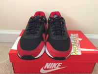 Nike Air Max 1 Bred Black Gym Red GS Grade school Youth Sizes