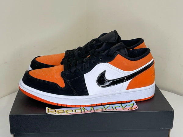 Nike Air Jordan 1 low Shattered Backboard Mens 553558 128
